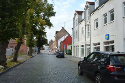 Die Turmstraße ist ab 19. Oktober gesperrt I Foto: Martin Ferch