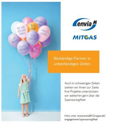 Foto zur Meldung: Heimat-und Brauchtumsverein Alterode e.V erhielt Spende von MITGAS Mitteldeutsche Gasversorgung GmbH
