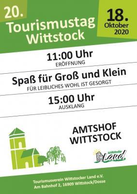 Erstmals auf dem Amtshof: 20. Tourismustag in Wittstock/Dosse