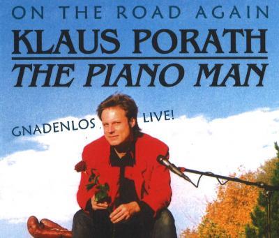 """Konzert in der Hofstube: """"The Piano Man"""" gastiert in Freyenstein"""