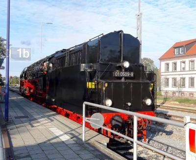 Vorschaubild zur Meldung: Bauarbeiten an den Bahngleisen im Bereich des alten Bahnhofs abgeschlossen