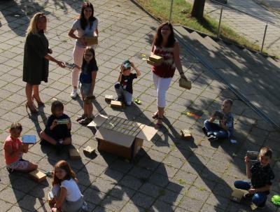 Bild der Meldung: Brotboxen aus Edelstahl für über 160 Schüler