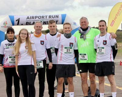 Vorschaubild zur Meldung: 1. Blade Night & Airport Run - Airport Neuhardenberg
