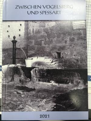 Vorschaubild zur Meldung: Neues Heimatjahrbuch bei der Stadt Wächtersbach erhältlich