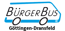 Logo Bürgerbus Göttingen - Dransfeld