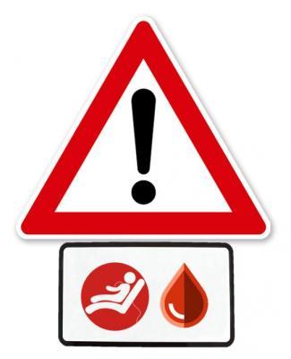 Blutspende in Gerwisch