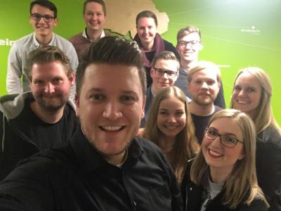 neuer Vorstand der JU Grafschaft Bentheim