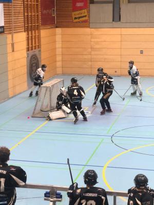 Panther- Jugend zu Gast in Krefeld
