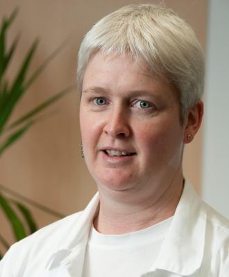 Ingrid Wallendorf, KHDS-Chefärztin der Anästhesie und Intensivmedizin