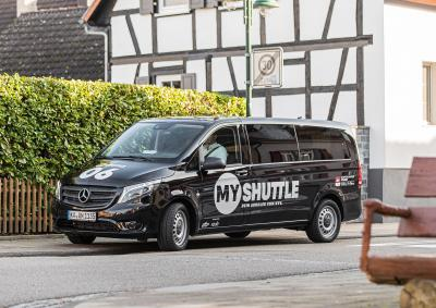 Vorschaubild zur Meldung: MyShuttle in Dettenheim