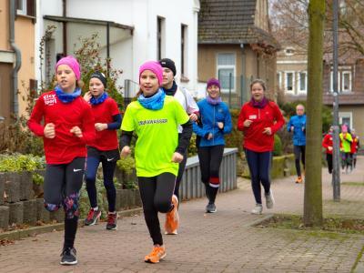 Foto zur Meldung: Laufcup-Abschlusslauf in Laage