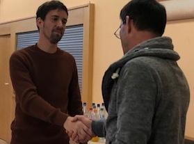 Vorschaubild zur Meldung: Neues Gemeinderatsmitglied in Krauthausen