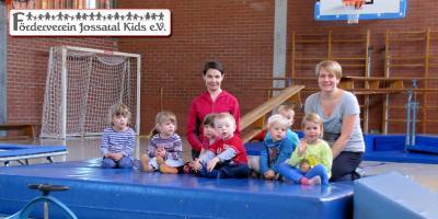 Bild der Meldung: Kinderturnen