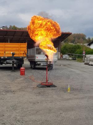 Vorschaubild zur Meldung: Informationssicherheit und Brandschutz