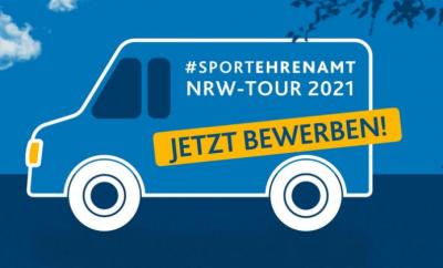 #SPOREHRENAMT NRW-TOUR 2020