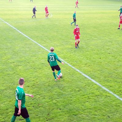 Foto zur Meldung: Ein Punkt aus zwei Spielen