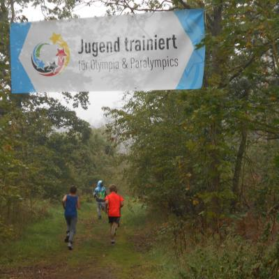 Foto zur Meldung: Lauf in den Herbst