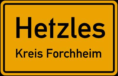Bild der Meldung: Bürgerversammlung Hetzles am 22.10.2020