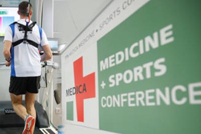 Exklusiver Einblick in zwei der vielen Themen der virtual.MEDICA MEDICINE + SPORTS CONFERENCE 2020