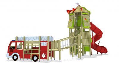 Foto zur Meldung: Stadt plant neuen Spielplatz in Beeskow