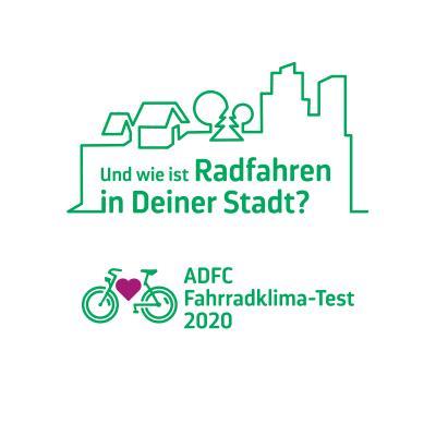 Foto zur Meldung: ADFC-Fahrradklima-Test 2020 - Jetzt mitmachen!
