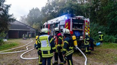 Bild der Meldung: Übungstag 2020 der Feuerwehren der SG-Jesteburg