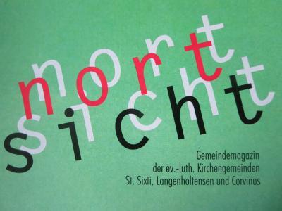 """Vorschaubild zur Meldung: Austräger für den Gemeindebrief """"Nortsicht"""" gesucht"""