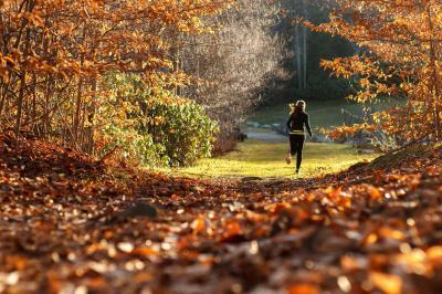 Gute Gründe, im Winter zu laufen