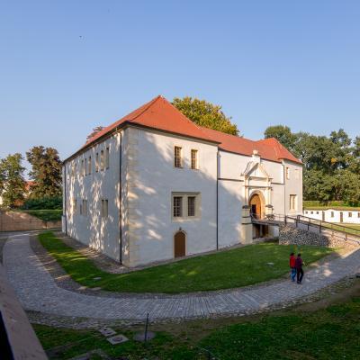 Foto zur Meldung: Stellenausschreibung: Technischer Hausmeister/in (w/m/d) im Museum des Landkreises