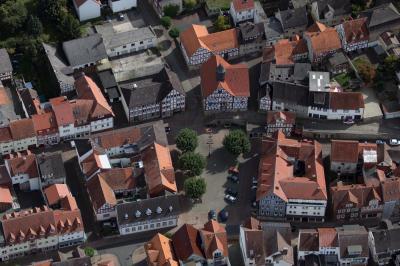 Am 1. November 2020 wird der Bürgermeister der Berg- und Hänselstadt Sontra gewählt.