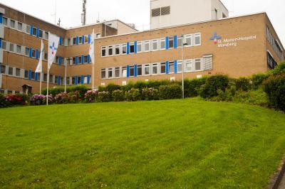 Bild der Meldung: Erneut absolutes Besuchsverbot im St.-Marien-Hospital