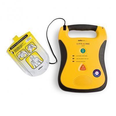 Aktuelles Ziel - ein neuer AED für den Sportplatz in Obenstrohe