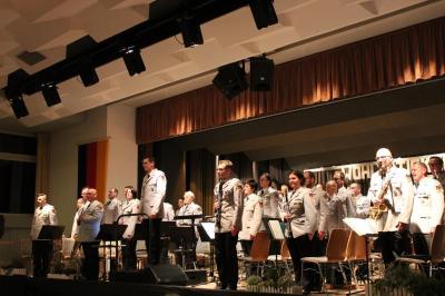 Zuletzt war das Heeresmusikkorps Kassel im November 2019 zu Gast in Sontra. Das diesjährige Wohltätigkeitskonzert ist coronabedingt abgesagt.
