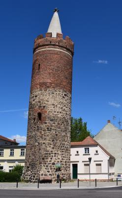 Bild der Meldung: Denkmal des Monats - Torwächterhaus am Dammtorturm
