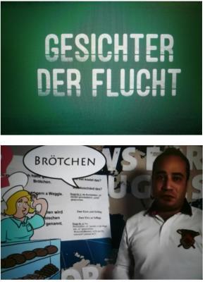 Vorschaubild zur Meldung: From Syria to Germany - Flüchtlinge in ihren eigenen Worten