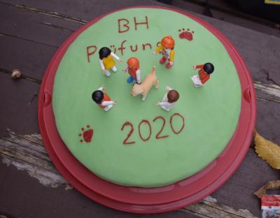 Die Torte zur BH
