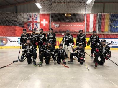Hockey-Krimi in Essen – Bissendorfer Panther siegen 9:8
