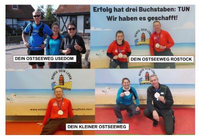 Foto zur Meldung: DEIN OSTSEEWEG als Ausdauertraining
