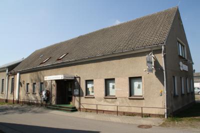"""Vorschaubild zur Meldung: Verkauf Gewerbe- und Wohngrundstück ehemalige Gaststätte """"Zum Schildbürger"""" in Schilda"""