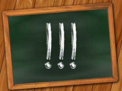 Vorschaubild zur Meldung: Erneut strengere Bestimmungen in der Schule!