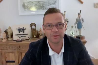 Bild der Meldung: LIVE-Interview von Bürgermeister Ingo Seifert am 30.10.2020