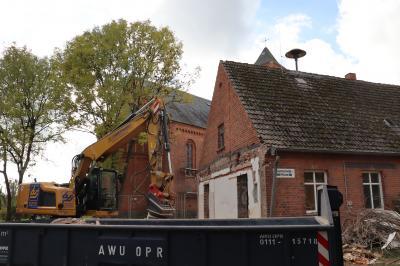 Sanierung Gemeindehaus Teetz