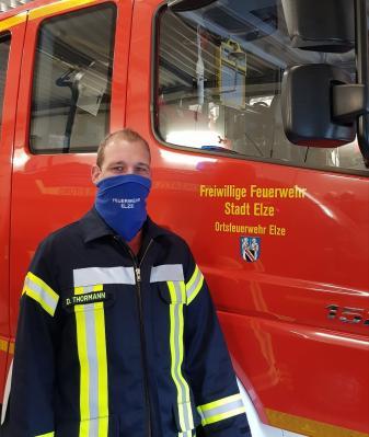 Bild der Meldung: Brandschützer werden geschützt