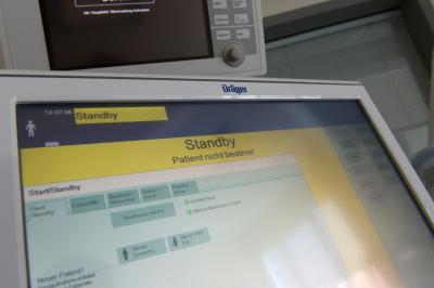 Vorschaubild zur Meldung: Aktuelle Corona-Situation im Klinikum Niederlausitz