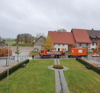 Seniorenwohnanlage am Voglerhof - Vorrang für Einwohner (Investoren) aus Herdwangen-Schönach noch bis 1. Dezember 2020