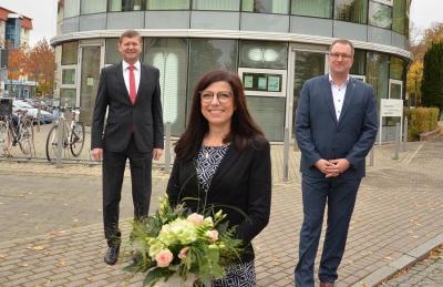 Foto zur Meldung: Manina Miltz-Kulowatz wechselt in das LASV