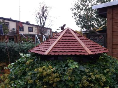 Foto zur Meldung: Vogelhaus einer Anwohnerin