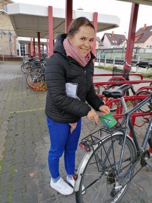 Foto zur Meldung: Gemeinde Nauheim wirbt für Teilnahme am ADFC Fahrradklima-Test