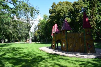 Spielplatz am Schlossteich