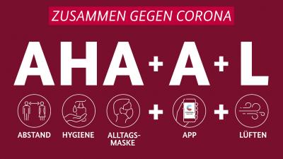 Foto zur Meldung: Mit vereinten Kräften die Pandemie bewältigen: 12. Corona-Bekämpfungsverordnung Rheinland-Pfalz